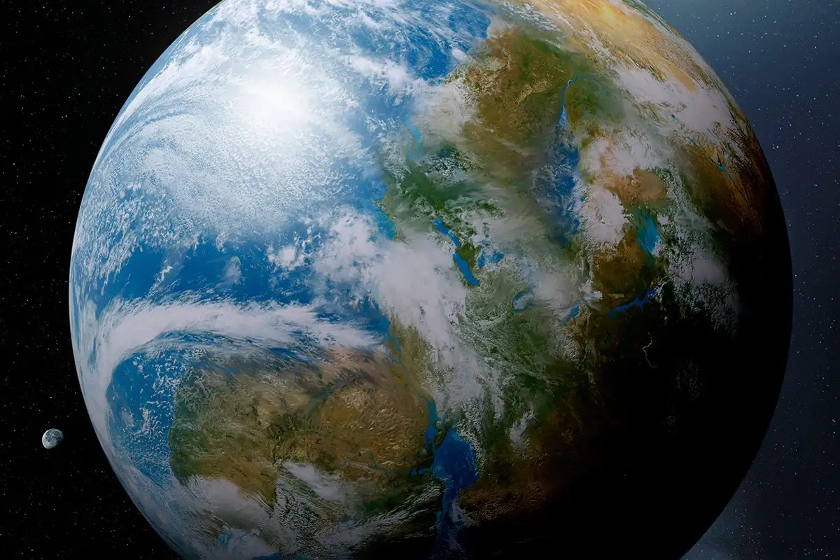 Earth S Tectonic Plates May Have Sped Up Three Times In