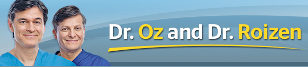 Dr. Oz and Dr. Roizen, MDs