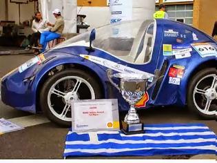 Φωτογραφία για ΑΠΙΣΤΕΥΤΟ: 100% Ελληνικό αυτοκίνητο υδρογόνου – Με ένα λίτρο κάνεις 500 χιλιόμετρα!