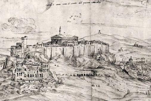 Πώς ήταν η Ακρόπολη το 1834! - Φωτογραφία 5