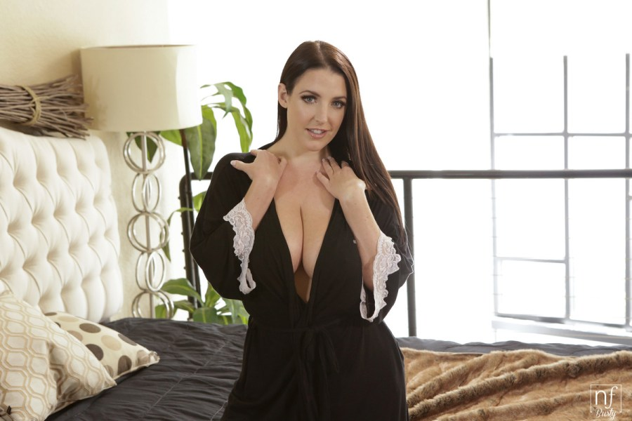 NFBusty.com - Angela White,Ryan Driller: Bountiful Breasts - S4:E2