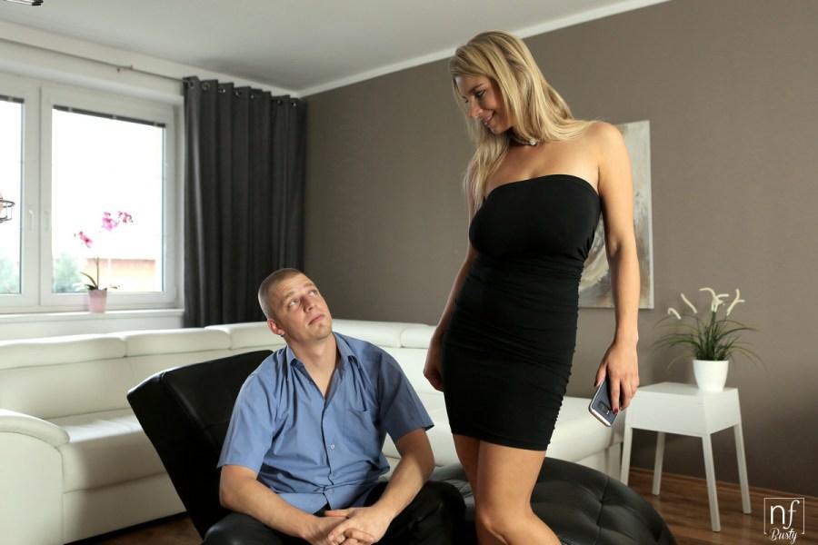 NFBusty.com - Angel Wicky,David,Katarina Hartlova: Two Beautiful Blondes - S3:E9