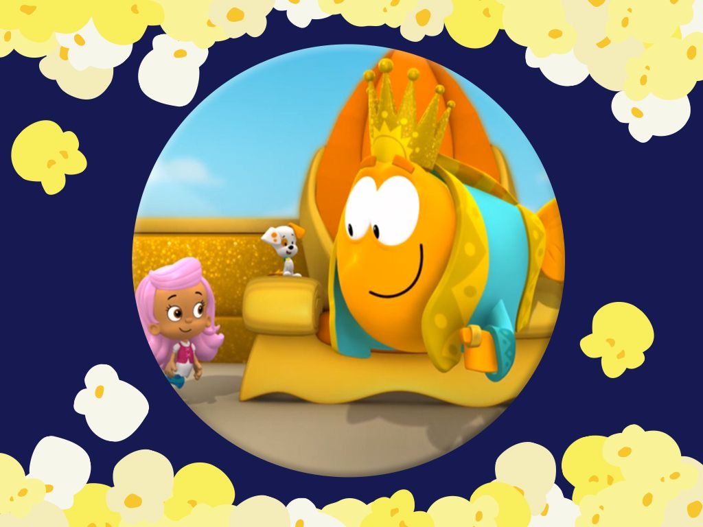 Bubble Guppies S3 Ep998 The Puppy And The Ring Full Episode