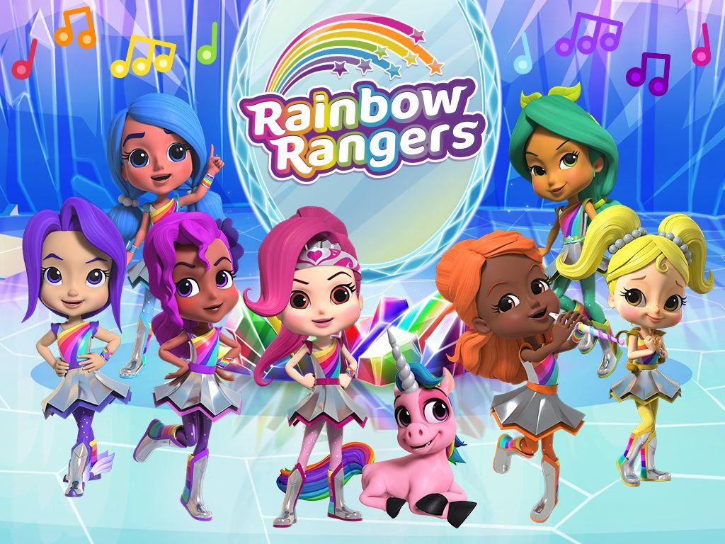 Theme Song Rainbow Rangers Original Video