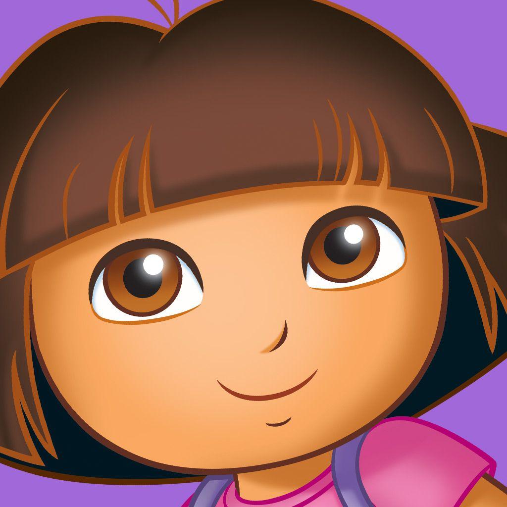 Images Dora Explorer Map Face