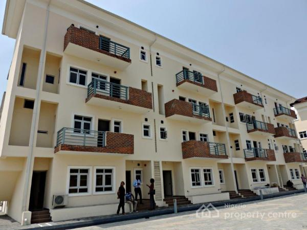 Luxury 24 Units Of 4 Bedroom Maisonette Apartment With Excellent Facilities Amadasun Street Just