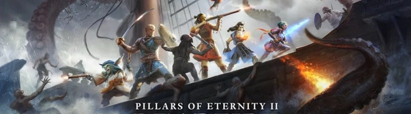 Pillars of Eternity II: Deadfire (Switch eShop)
