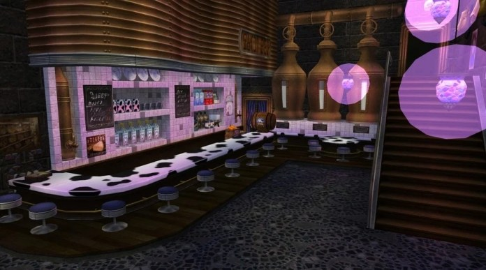 Milk Bar from The Legend of Zelda: Majora's Mask