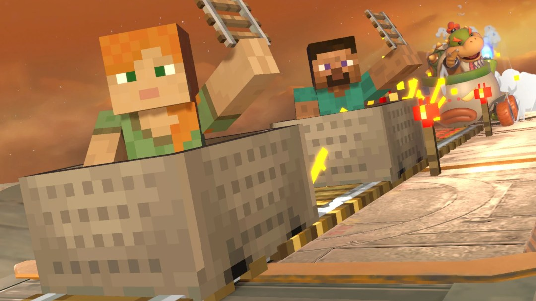 Every Smash Bros. Ultimate Stage Has To Be Reworked For Minecraft Steve's  Inclusion - Nintendo Life