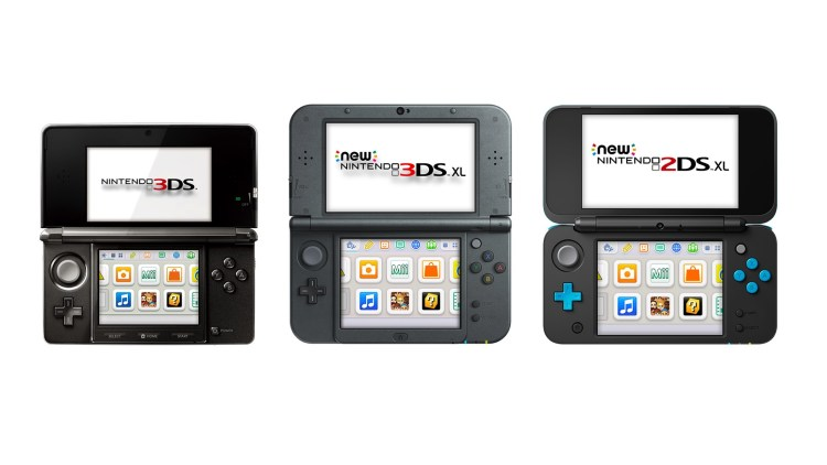 Nintendo stops production of the Nintendo 3DS