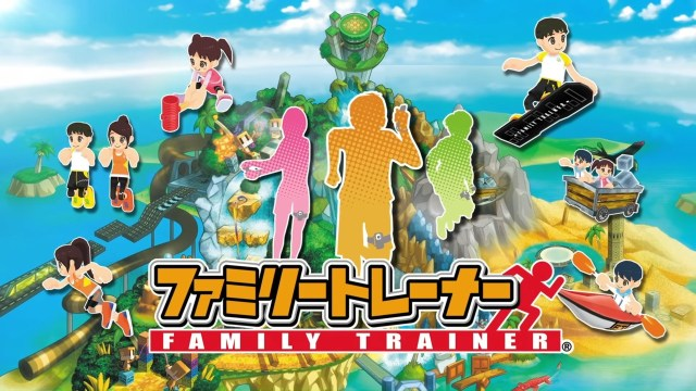 Bandai Namco Brings Family Trainer For Switch To Japan This December 2