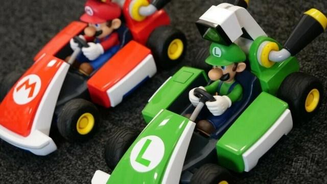 The Chain Mario Kart Live Home Circuit