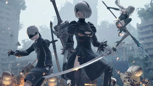 "If You Want NieR: Automata Ported To Nintendo Switch ""Please Ask Square Enix"""