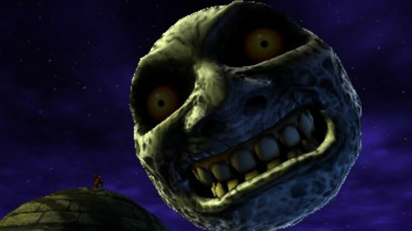 Majora's Mask finally climbs to second place