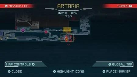 Metroid Dread All Energy Tanks