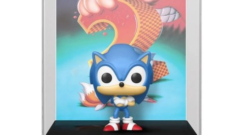 Celebrate Sonic's 30th With This Classic Sonic The Hedgehog 2 Funko Pop
