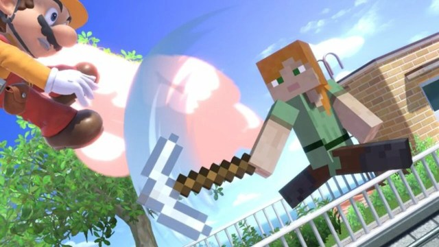 """Mojang: Bringing Minecraft To Smash Is The Result Of An """"Amazing Collaboration"""" With Nintendo 2"""