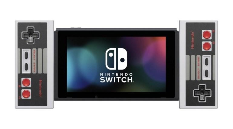 NES Schalter