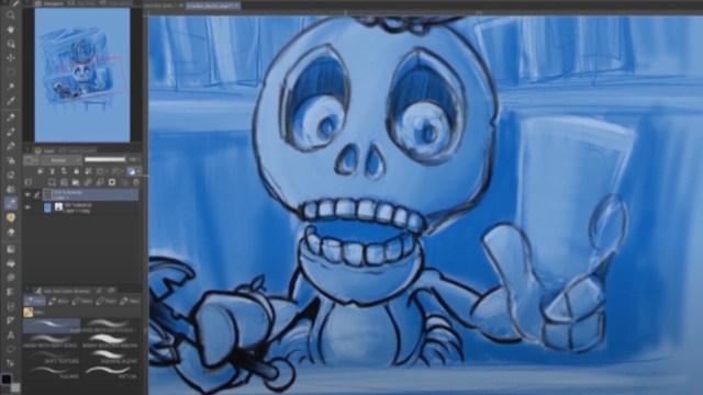 Random: Diddy Kong's Creator Is Publishing Drawing Tutorials On YouTube 2