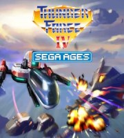 SEGA AGES – Thunder Force IV Switch NSP