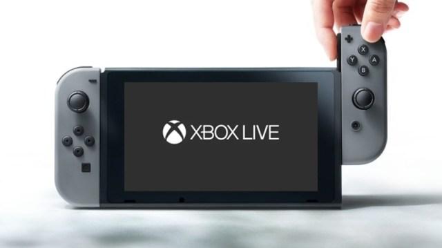 Xbox Live On Switch