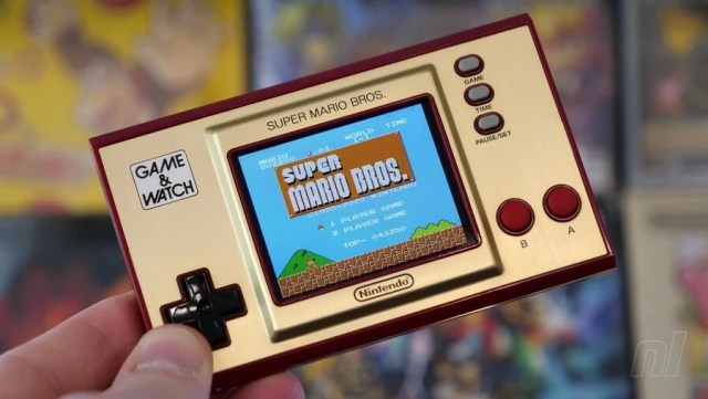 Game And Watch Super Mario - Nintendo Life IMG