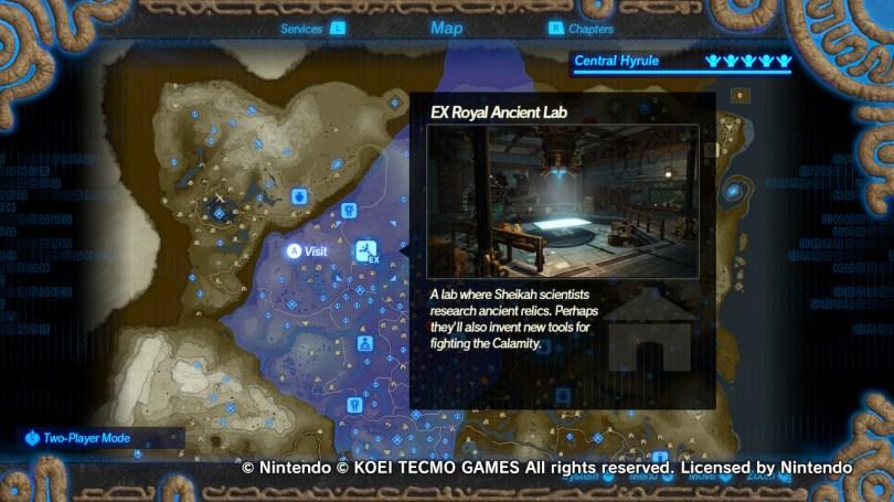 1 Royal Ancient Lab