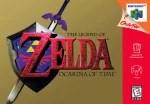 The Legend of Zelda: Ocarina of Time (N64)