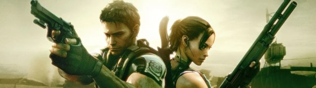 Resident Evil 5 [Switch eShop]