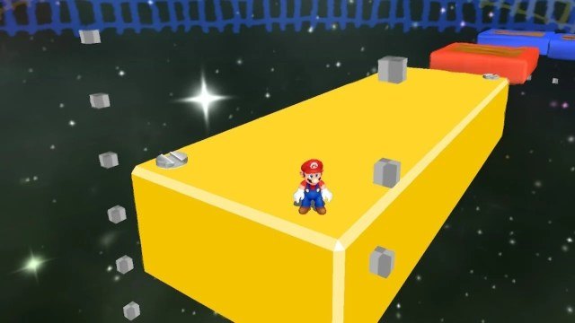Random: Some 3D All-Stars Players Aren't Happy About The Visible Debug Cubes In Super Mario Sunshine 2