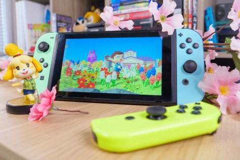 Switch Animal Crossing 2
