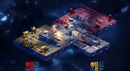 Space Grid Tournament