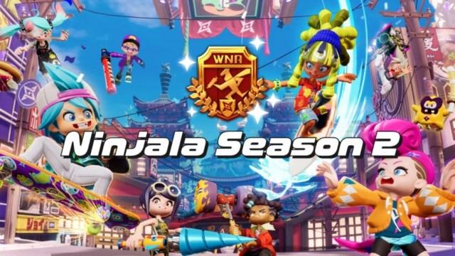 Ninjala Season 2