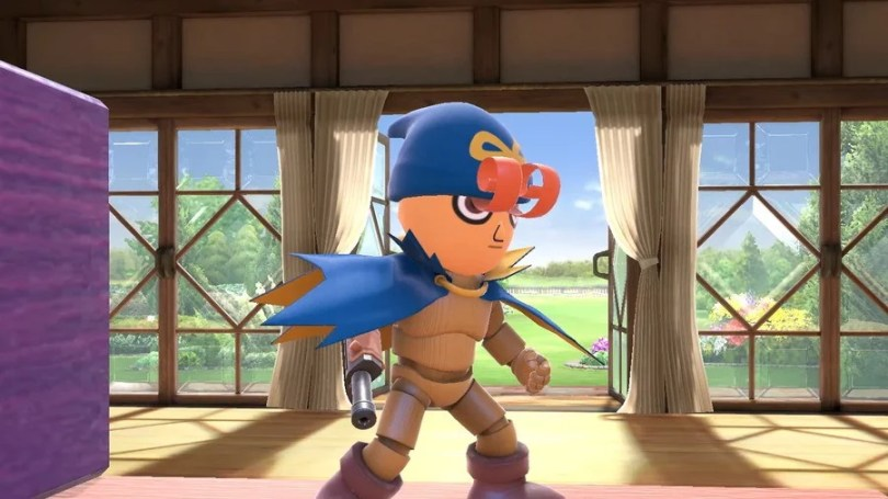 Geno's Mii Fighter Outfit in Super Smash Bros. Ultimate