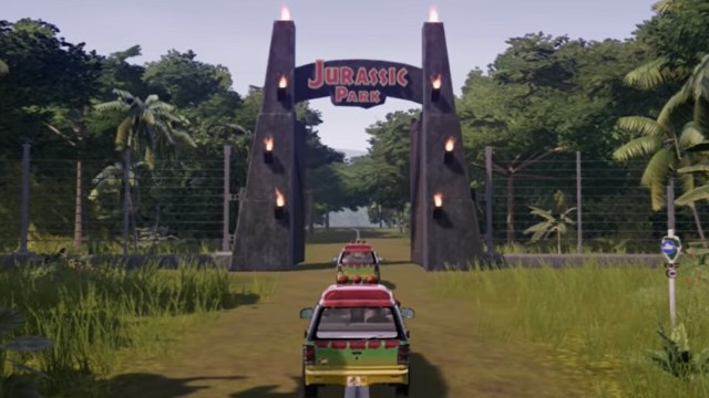 Video: Jurassic World Evolution Switch Gameplay Highlighted In New Developer Spotlight 1