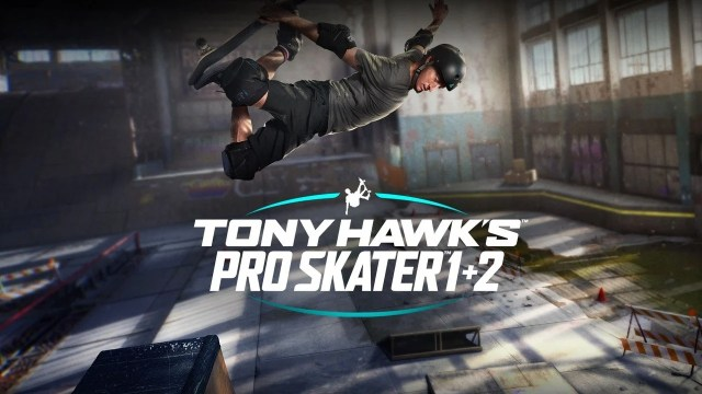Switch Control Options Supposedly Uncovered In Tony Hawk's Pro Skater 1 + 2 Warehouse Demo 1