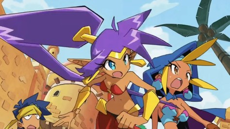 Reminder: Every Shantae Game Is Now Available On The Nintendo Switch