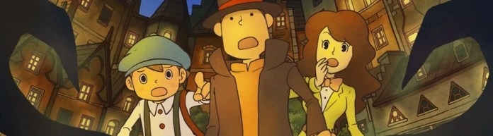 Professor Layton and the Last Specter (DS)