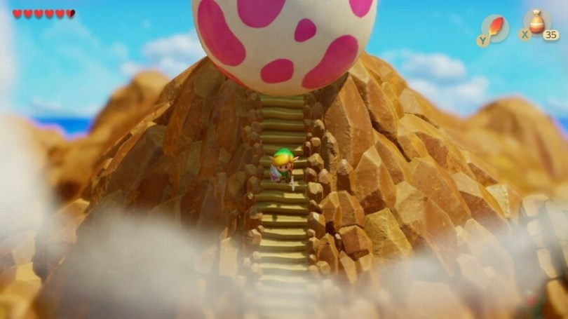 Link's Awakening on Switch gets its own ranking in our list