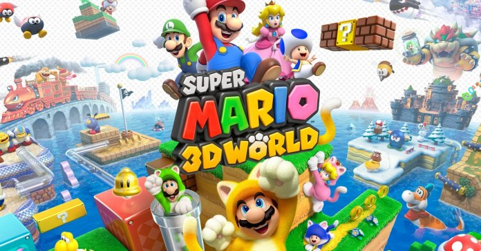 This Is How Much Space Super Mario 3D World Will Gobble Up On Your ...