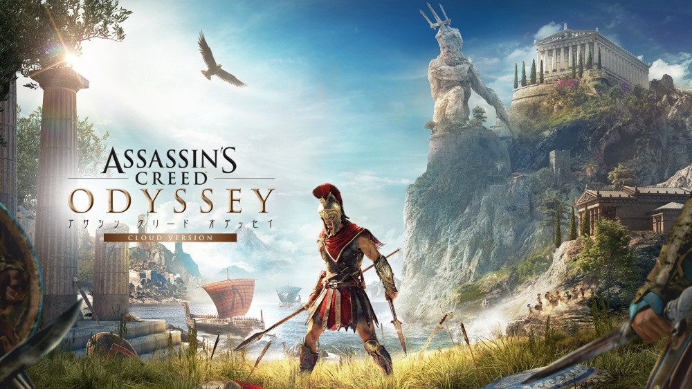 Assassin´s Creed Odyssey Cloud Version