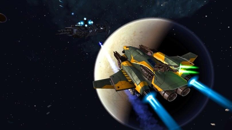 Space Commander War And Trade Screenshot 01