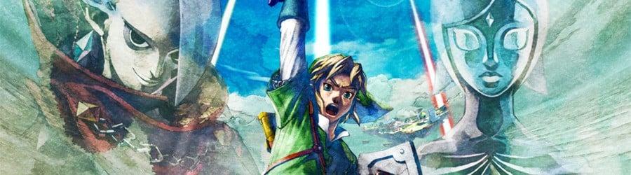 The Legend of Zelda: Skyward Sword (Wii)