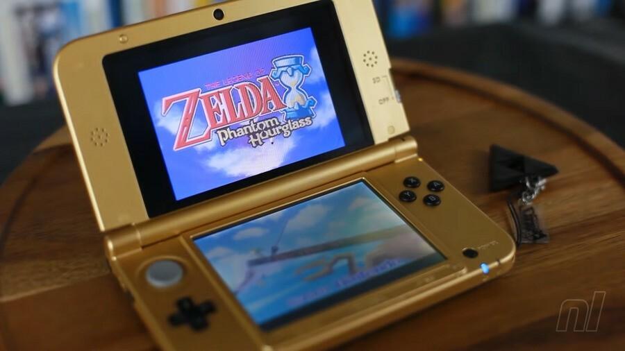 Phantom Hourglass 3DS