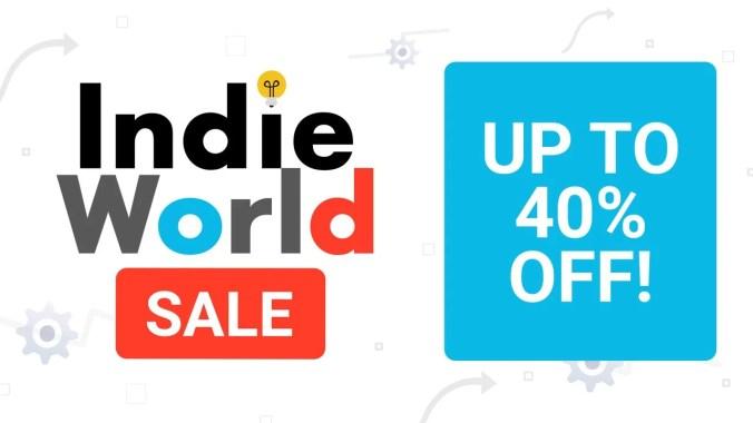 Indie World Sale