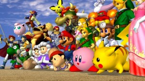 Video: Someone finally managed to smash all Smash credits.  Beating Melee