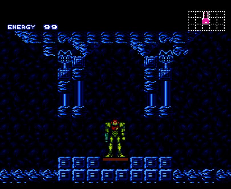 Super Metroid (85)