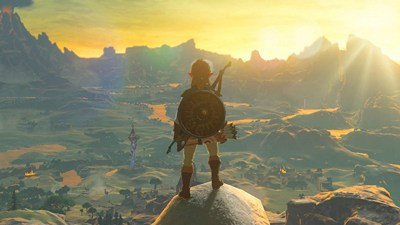New Zelda: Breath Of The Wild Glitch Lets You Escape Hyrule And Go ...