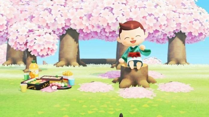 Animal Crossing New Horizons Cherry Blossom Item List Why Do You Use Cherry Blossom Petals Guide Fr24 News English