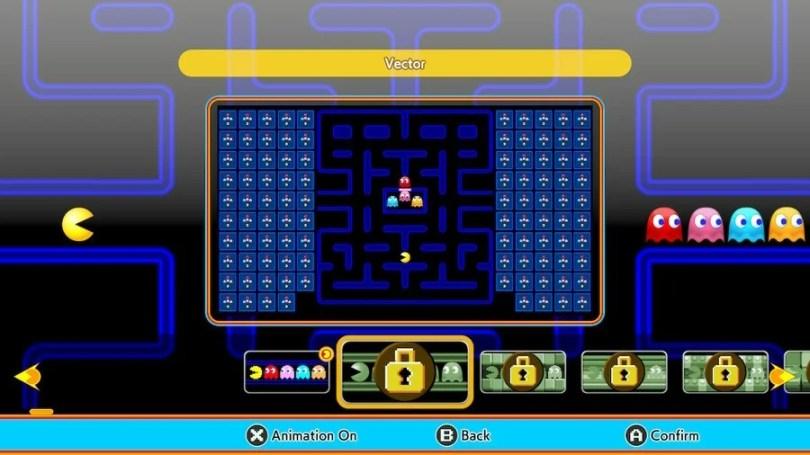 Pac-Man 99: Vector Theme
